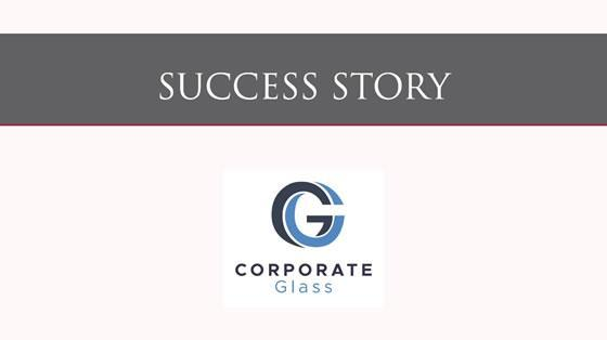 Success Story: Corporate Glass