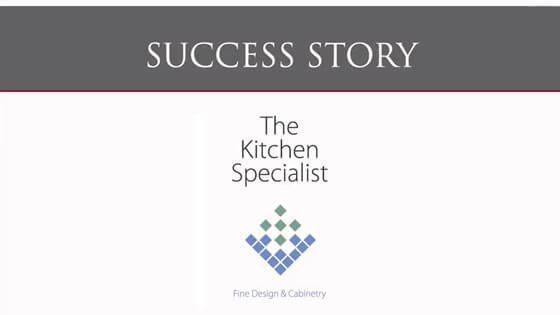 Success Story: The Kitchen Specialist